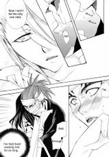 It Hesitates (BLEACH) [Renji X Byakuya] YAOI -ENG--