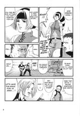 (SC15) [Saigado (Ishoku Dougen)] The Yuri & Friends 2001 (King of Fighters) [English] {Uncensored}-
