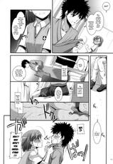[Digital Lover] D.L. action 50 (Toaru Majutsu no Index) [English]-